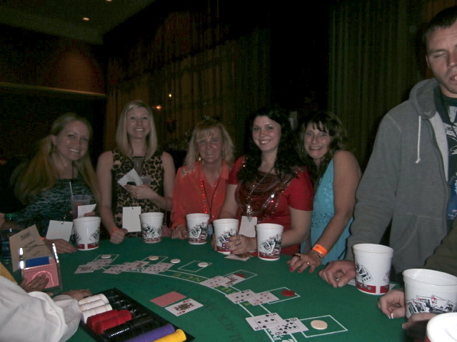 atlanta casino theme night