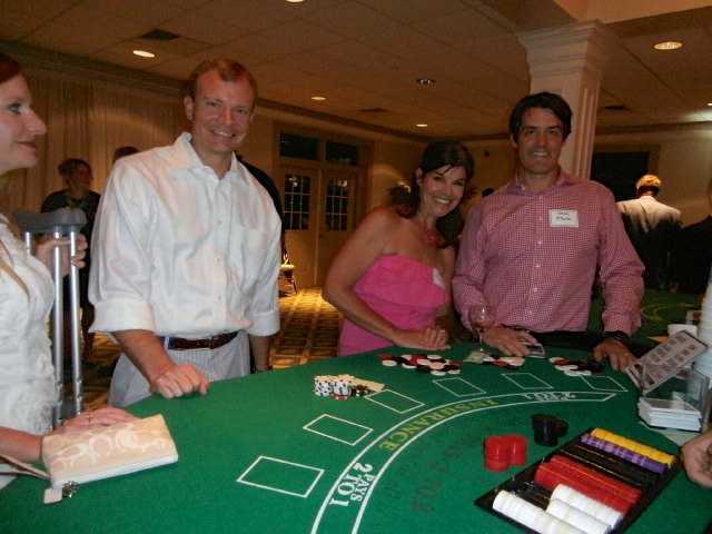 casino themed party ideas