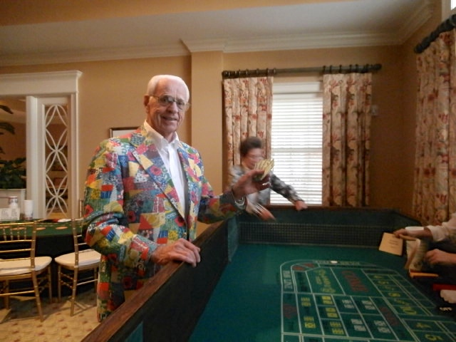 casino party for seniors