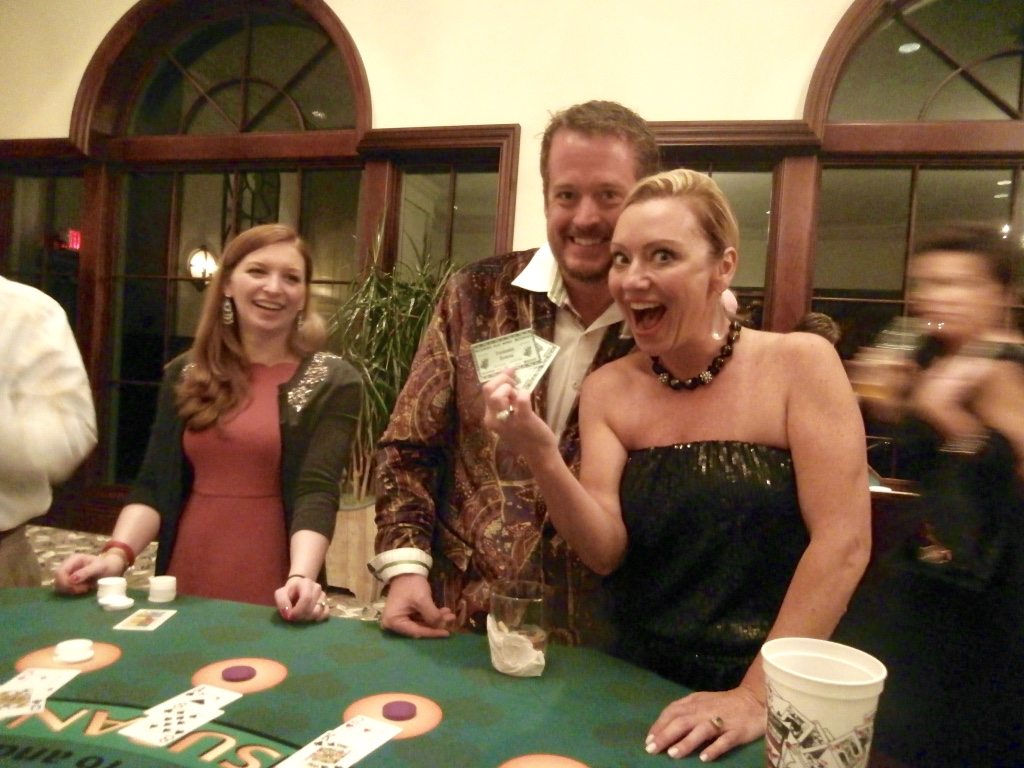 georgia casino night
