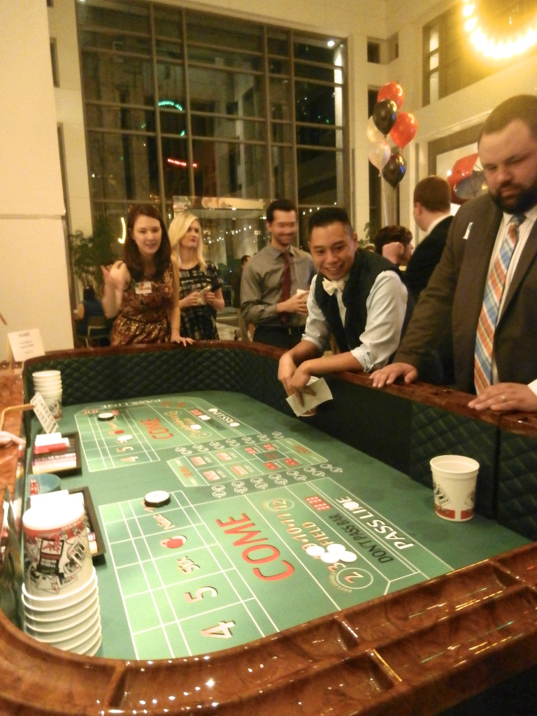 casino night themes atlanta