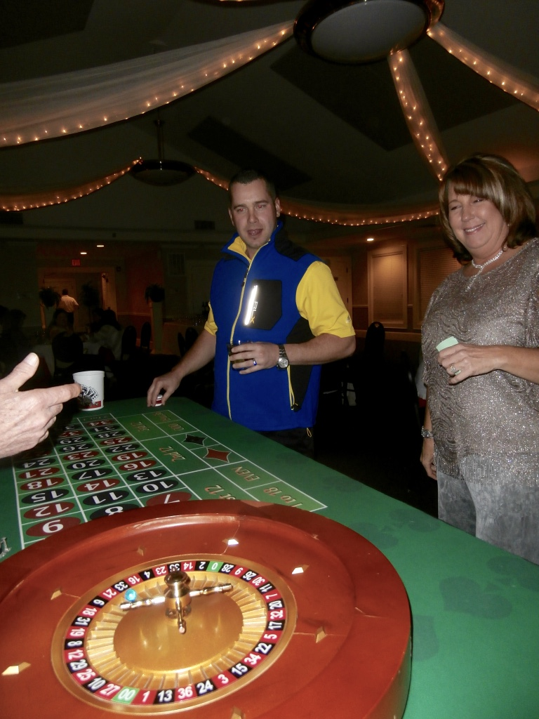 atlanta casino night theme party ideas