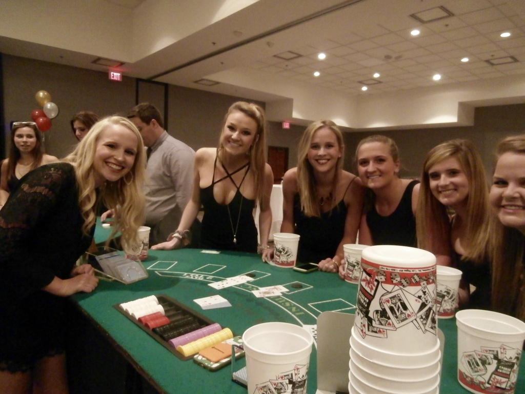 atlanta casino night games