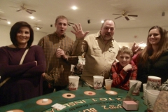 holiday party games for adults