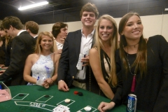 how to host a casino night