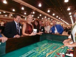 Alabama Casino Table Rental