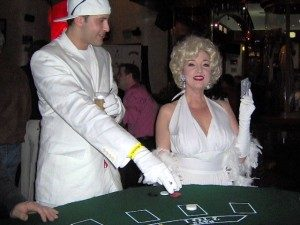 Georgia Casino Party Theme