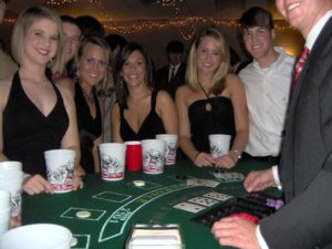 Rent Casino Tables Chattanooga